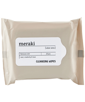 Meraki Cleansing Wipes Aloe Vera - 20 Pieces