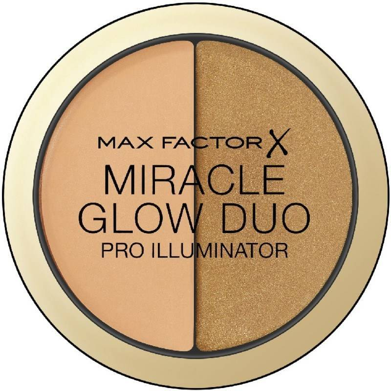 Max Factor Miracle Glow Duo Pro Illuminator  30 Deep Max Factor