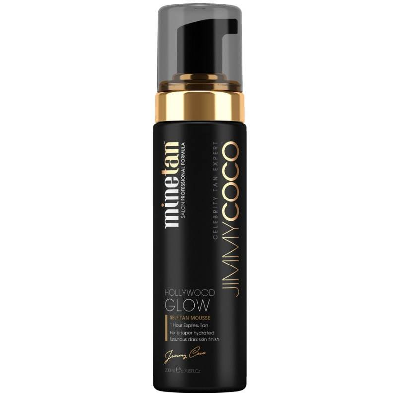 Minetan Jimmy Coco Hollywood Glow 200 ml U Minetan