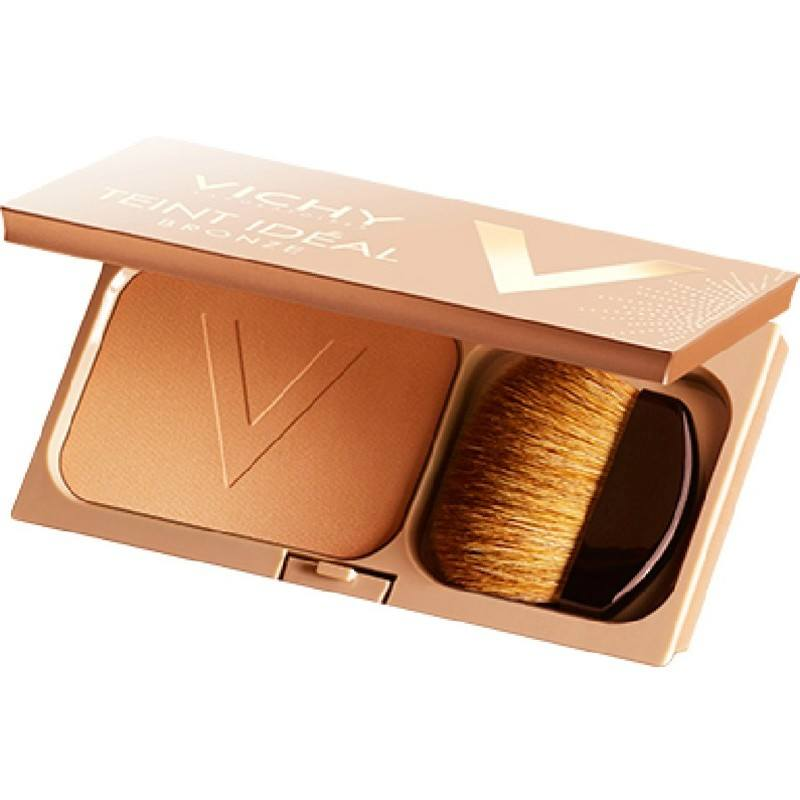 Vichy Teint Ideal Bronzing Powder 95 gr  Sunkissed Glow Belle Mine Vichy