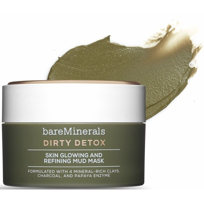 Bare Minerals Dirty Detox Mud Mask 58 gr. thumbnail