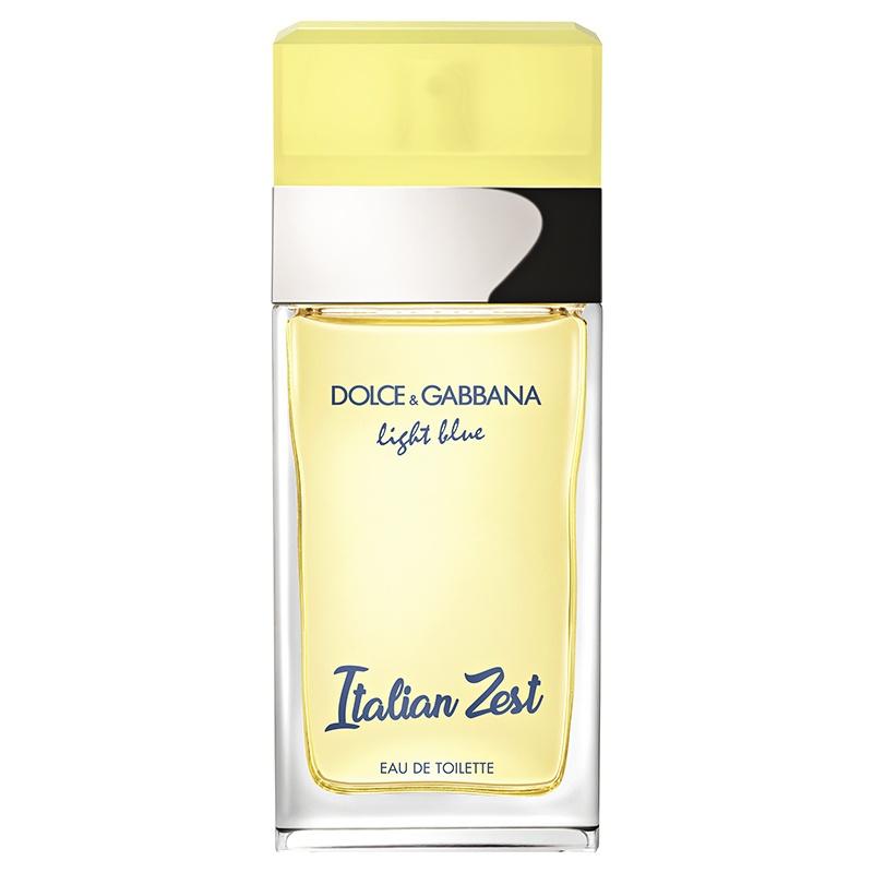 dolce gabbana light blue italian zest pour femme 50 ml limited edition. Black Bedroom Furniture Sets. Home Design Ideas