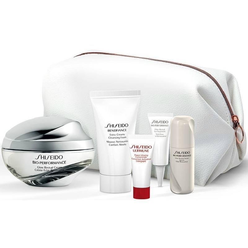 Shiseido Skin Perfecting Ritual Skincare Kit Limited Edition Shiseido