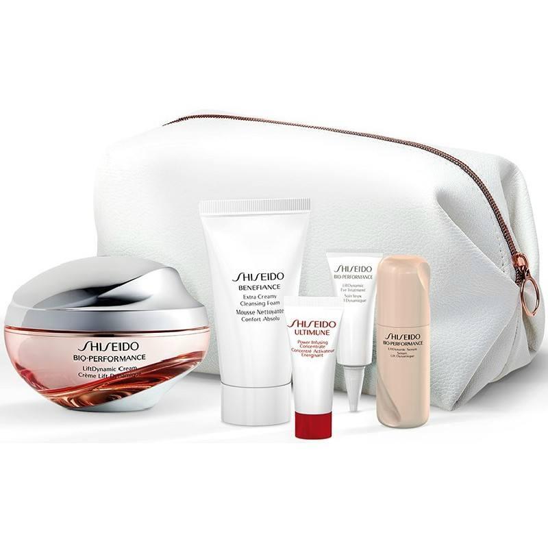 Shiseido Lifting Ritual Skincare Kit Limited Edition Shiseido