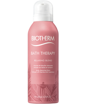 Biotherm Bath Therapy Relaxing Blend Body Cleansing Foam 200 ml