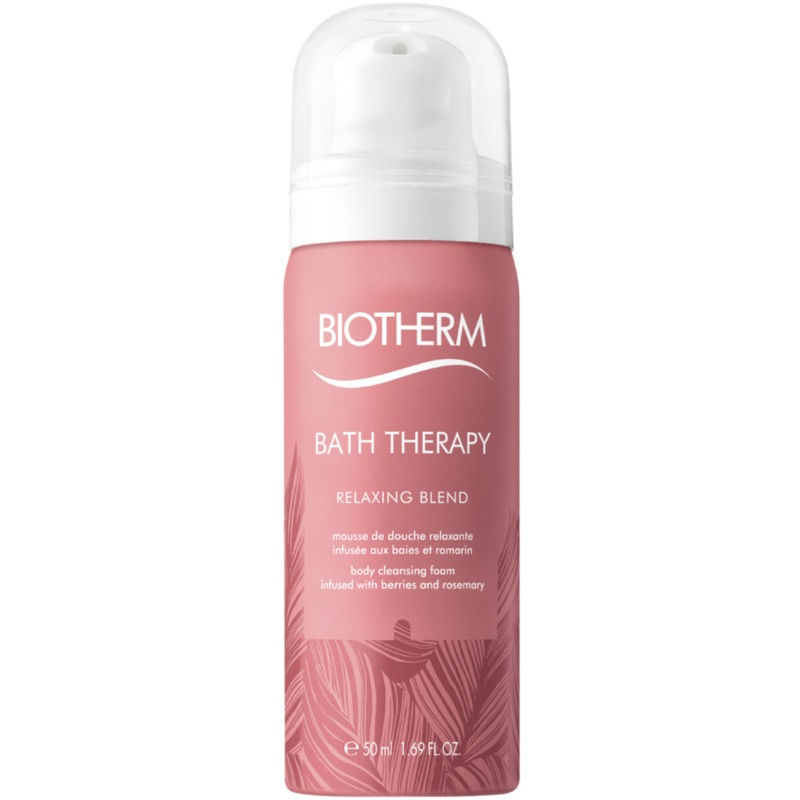 Biotherm Bath Therapy Relaxing Blend Doucheschuim 75 ml