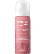 Biotherm Bath Therapy Relaxing Blend Body Cleansing Foam Travel Size 50 ml