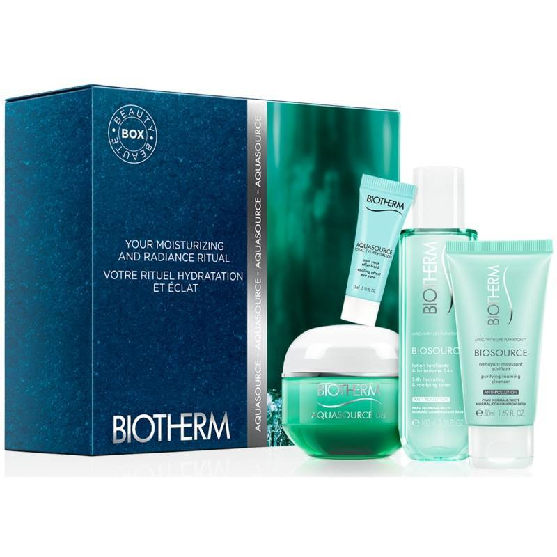 Biotherm Aquasource Beauty Box Gift Set Limited Edition