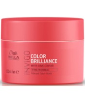 Wella Invigo Color Brilliance Vibrant Color Mask For Fine/Normal Hair 150 ml