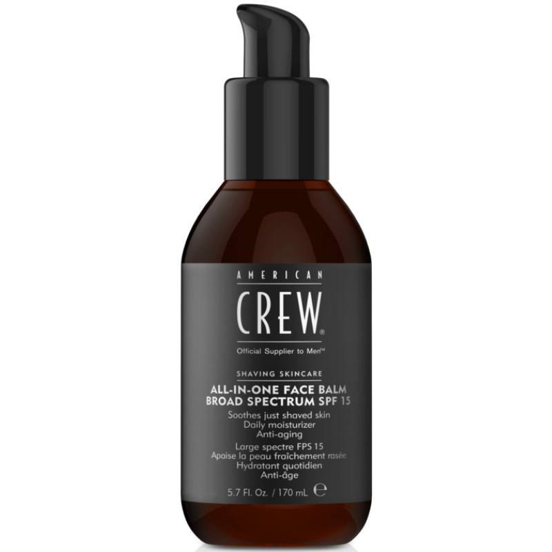 American Crew AllInOne Face Balm SPF15 170 ml