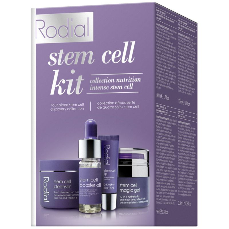 Rodial Stemcell Kit Collection Nutrition 4 Piece U