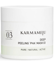 Karmameju DEEP Age-Defence Peeling 'PHA' Mask 03 - 65 ml