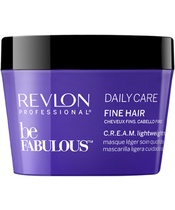Revlon Be Fabulous Daily Care Fine Hair C.R.E.A.M Mask 200 ml