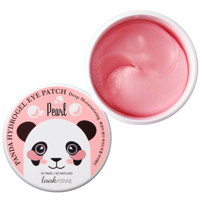 Look At Me Panda Hydrogel Eye Patch Pearl 60 Patches thumbnail