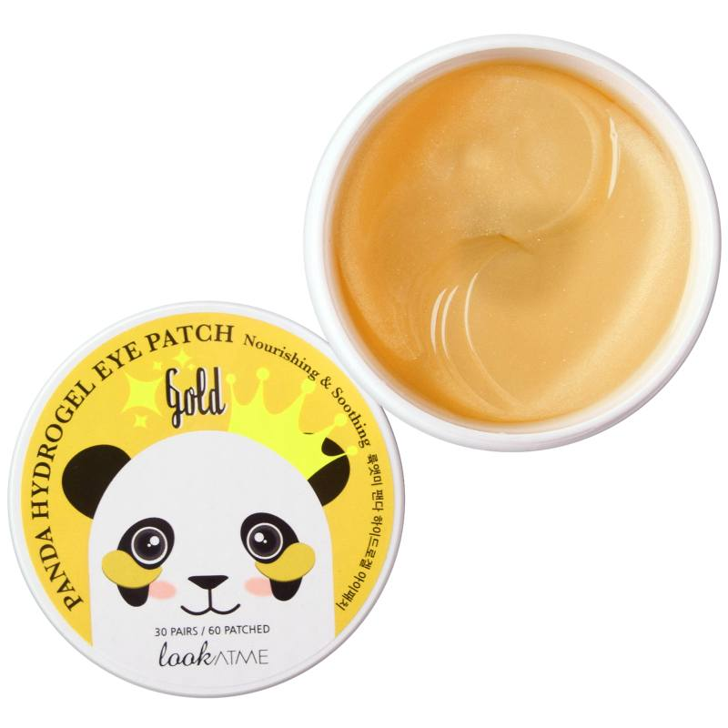 Look At Me Panda Hydrogel Eye Patch Gold 60 Patches thumbnail