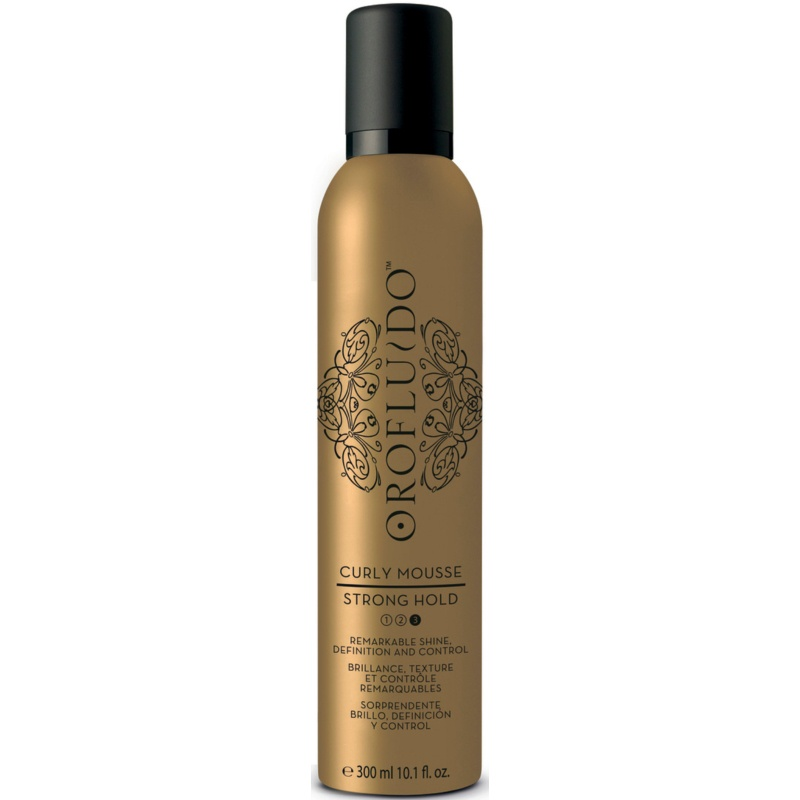 Orofluido Curly Mousse Strong Hold 300 ml thumbnail