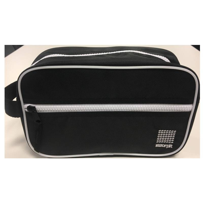 RazorPit Toiletry Bag Black