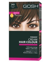 GOSH Hair Colour - 243 Dark Mocha Brown (5.3)