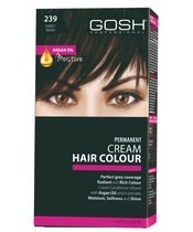 GOSH Hair Colour - 239 Darkest Brown (3.0)