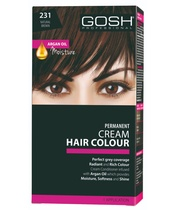 GOSH Hair Colour - 231 Natural Brown (5.0)