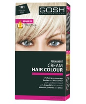 GOSH Hair Colour - 101 Ultra Light Blonde (10.0)