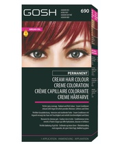 GOSH Hair Colour - 690 Auburn Red (6.56)