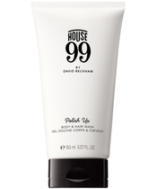 House 99 Polish Up Hair & Body Wash 150 ml (U)
