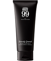 House 99 Seriosly Groomed Beard & Hair Balm 75 ml