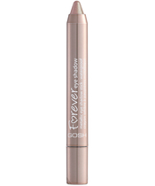 GOSH Forever Metallic Waterproof Eyeshadow Stick 1,5 gr. - 01 Silver Rose