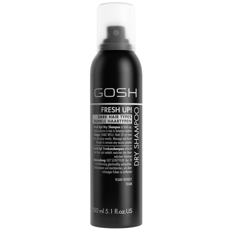 GOSH Copenhagen GOSH Fresh Up DryDark Hair Types 150 Ml