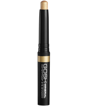 GOSH Minerale Waterproof Eyeshadow Stick 2,5 gr. - 005 Gold