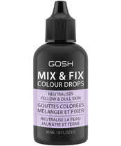 Gosh Mix & Fix Drops 30 ml - 003 Purple