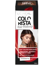 L'Oréal Paris Colorista Hair Makeup For Brunettes 30 ml - #CopperHair