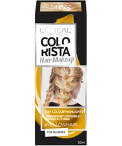 L'Oréal Paris Colorista Hair Makeup For Blondes 30 ml - #YellowHair