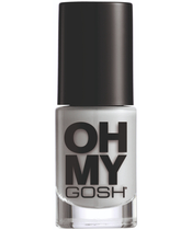 GOSH Oh My Gosh Nail Lacquer 5 ml - 019 Mouse Grey