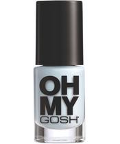 GOSH Oh My Gosh Nail Lacquer 5 ml - 024 Baby Blue