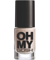 GOSH Oh My Gosh Nail Lacquer 5 ml - 022 Nude Champagne