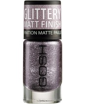 GOSH Frosted Nail Lacquer 8 ml - 03 Frosted Purple