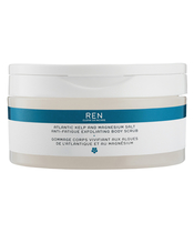 REN Skincare Atlantic Kelp And Magnesium Salt Exfoliating Body Scrub 150 ml