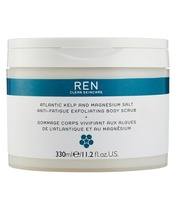 REN Skincare Atlantic Kelp And Magnesium Salt Exfoliating Body Scrub 330 ml