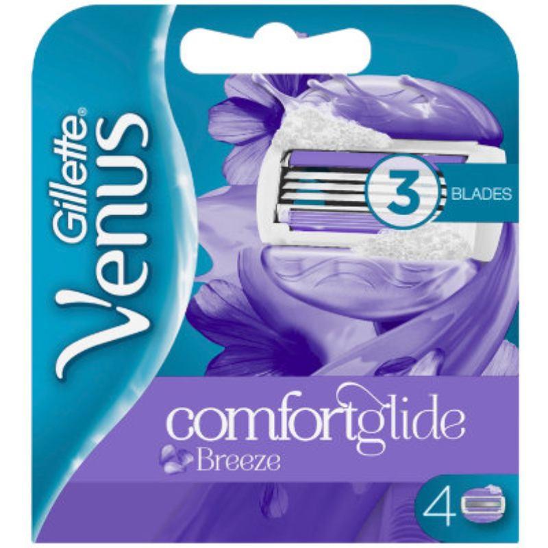 Gillette Venus Comfortglide Breeze 4 Blade