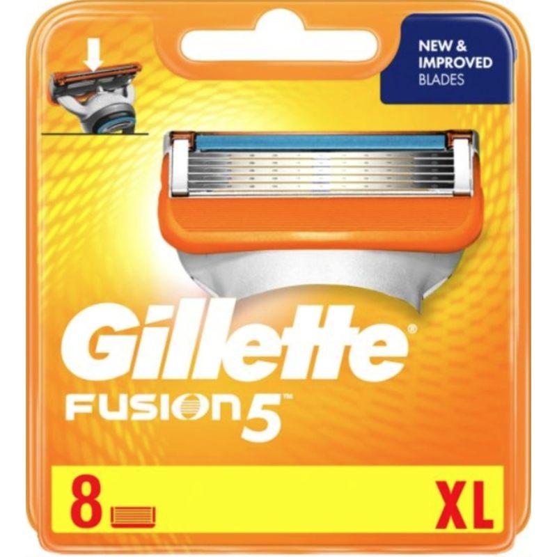 Gillette Fusion5 8 Blades thumbnail