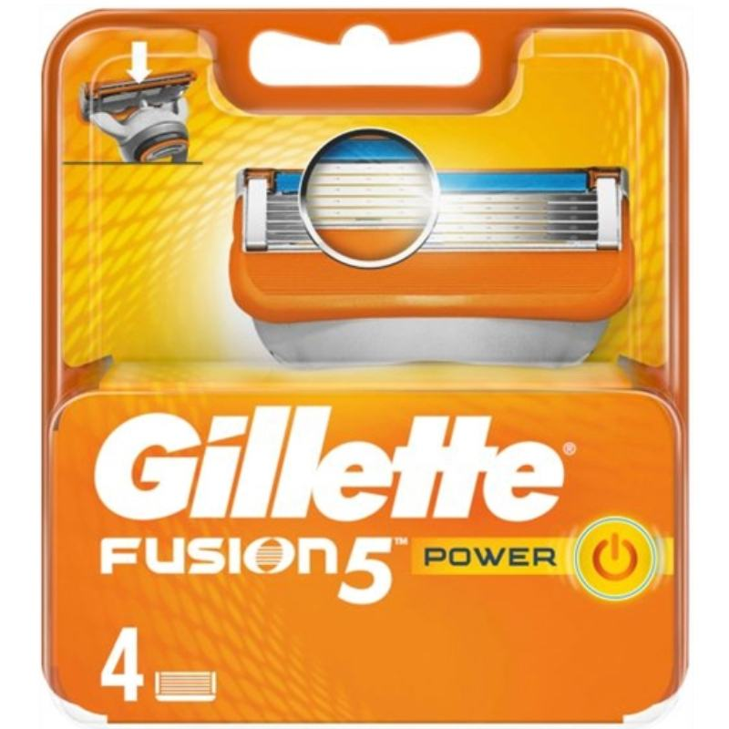 Gillette Fusion 5 Power 4 Blade