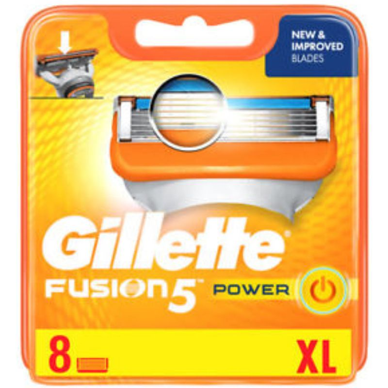 Gillette Fusion 5 Power 8 Blade