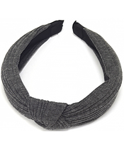 Everneed Viktoria Headband - Dark Grey (8535)