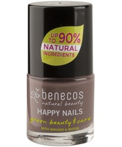 Benecos Happy Nails Nail Polish 9 ml - Rock It! (U)