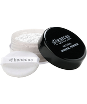 Benecos Natural Mineral Powder 10 gr. - Translucent