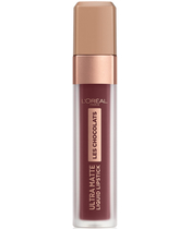 L'Oreal Paris Cosmetics Ultra Matte Liquid Lipstick 7,6 ml - 868 Cacao Crush
