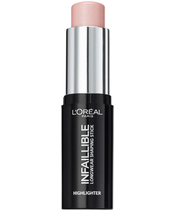 L'Oréal Paris Cosmetics Infaillible Highlighter Stick 9 gr. - 503 Slay In Rose (U)
