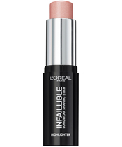 L'Oréal Paris Cosmetics Infaillible Highlighter Stick 9 gr. - 501 Oh My Jewels (U)